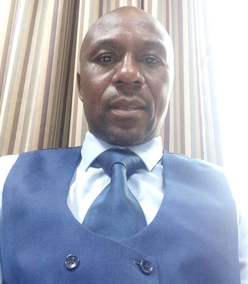 Mr. Marvellous Khumalo