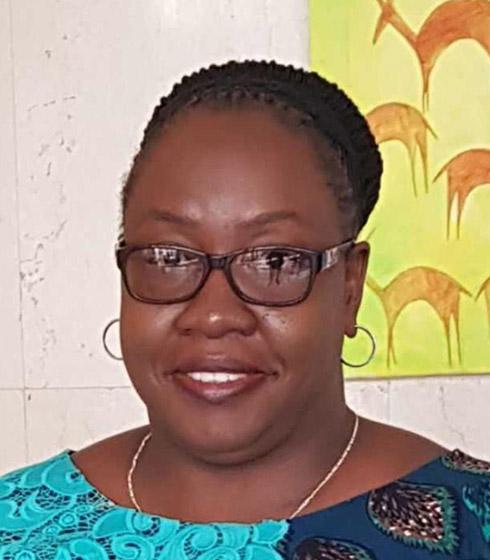 Ellen Dingani