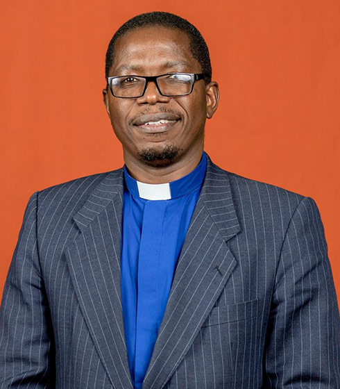 Rev Dr. Kenneth Mutata